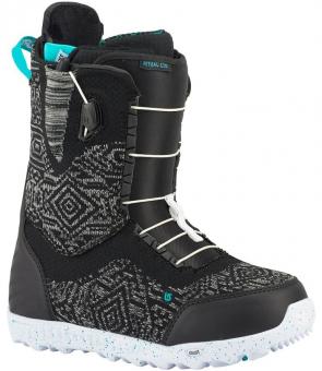 Ботинки для сноуборда Burton Ritual LTD black/multi (2018)