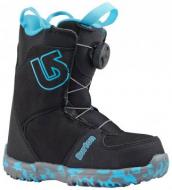 Ботинки для сноуборда Burton Grom Boa black (2018)
