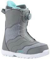 Ботинки для сноуборда Burton Mint Boa grey (2018)