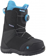 Ботинки для сноуборда Burton Zipline Boa black (2018)