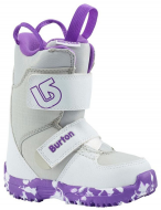 Ботинки для сноуборда Burton Mini-Grom white/purple (2018)
