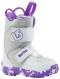Ботинки для сноуборда Burton Mini-Grom white/purple (2018) 1