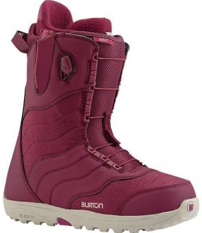 Ботинки для сноуборда Burton Mint cabernet (2018)