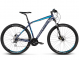 Велосипед Kross Level 2.0 (2018) navy blue/silver/blue glossy 1