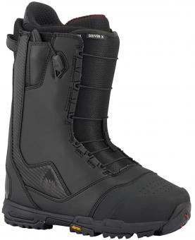 Ботинки для сноуборда Burton Driver X black (2018)