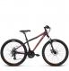 Велосипед Kross Lea 3.0 (2018) violet/orange matte 1