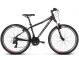 Велосипед Kross Lea 1.0 (2018) black/raspberry matte 1