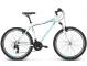 Велосипед Kross Lea 1.0 (2018) white/turquoise/green glossy 1