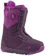 Ботинки для сноуборда Burton Limelight berry (2018)