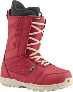 Ботинки для сноуборда Burton Invader red (2018)
