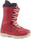 Ботинки для сноуборда Burton Invader red (2018) 1
