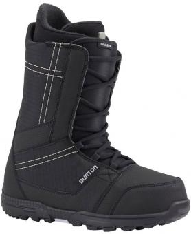 Ботинки для сноуборда Burton Invader black (2018)
