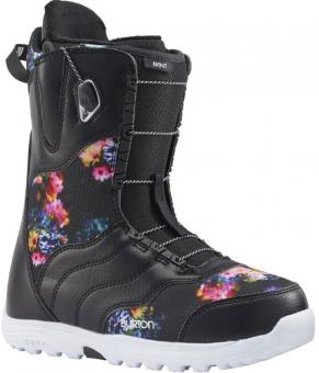 Ботинки для сноуборда Burton Mint black/multi (2018)