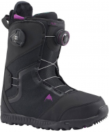 Ботинки для сноуборда Burton Felix Boa black (2018)