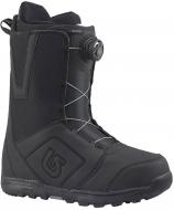 Ботинки для сноуборда Burton Moto Boa black (2018)
