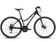 Велосипед Kross Evado 5.0 (2018) black/turquoise glossy 1