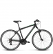 Велосипед Kross Evado 2.0 (2018) black/green matte 1