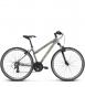 Велосипед Kross Evado 2.0 (2018) graphite/lime glossy 1