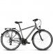 Велосипед Kross Trans 2.0 (2018) graphite/gray/silver glossy 1