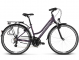 Велосипед Kross Trans 2.0 (2018) violet/pink silver matte 1