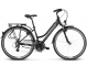 Велосипед Kross Trans 2.0 (2018) black/mint/silver matte 1