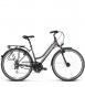 Велосипед Kross Trans 3.0 (2018) brown/cream/silver matte 1