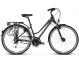Велосипед Kross Trans 5.0 (2018) violet/silver matte 1