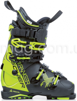 Ботинки горнолыжные Fischer Ranger 120 Vacuum Full Fit (2018)
