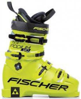Ботинки горнолыжные Fischer RC4 PODIUM 90 (2018)
