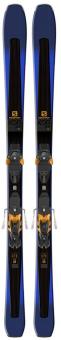 Горные лыжи Salomon D XDR 84 Ti + Warden MNC1 (2018)