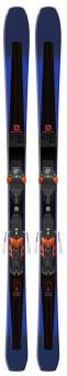 Горные лыжи Salomon D XDR 88 Ti + Warden M NC1 (2018)