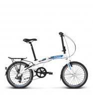 Велосипед складной Kross Flex 2.0 (2018)