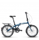 Велосипед складной Kross Flex 3.0 (2018) 1