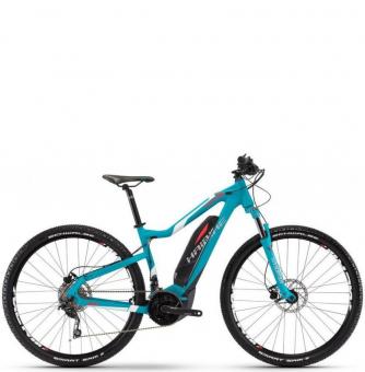 Электровелосипед Haibike Sduro HardNine 5.0 400Wh (2017)