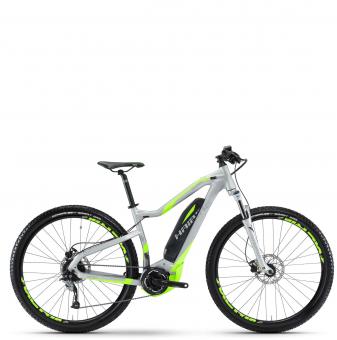 Электровелосипед Haibike HardNine 4.0 400Wh (2017)