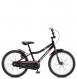 "Велосипед Schwinn Aerostar 20"" black (2017) 1"