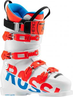 Горнолыжные ботинки Rossignol Hero Worldcup 130 white (2018)
