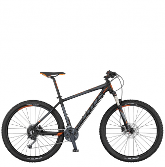 Велосипед Scott Aspect 930 (2017) black/grey/orange