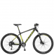 Велосипед Scott Aspect 740 (2017) black/yellow/grey 1