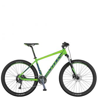 Велосипед Scott Aspect 740 (2017) green/blue/lt green