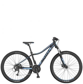 Велосипед Scott Contessa 730 (2017) black/blue