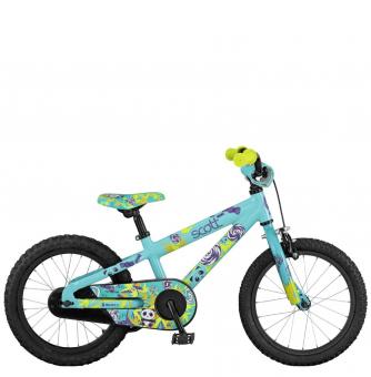 Велосипед Scott Contessa JR 16 (2017)
