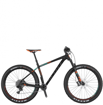 Велосипед Scott Scale 710 Plus (2017)