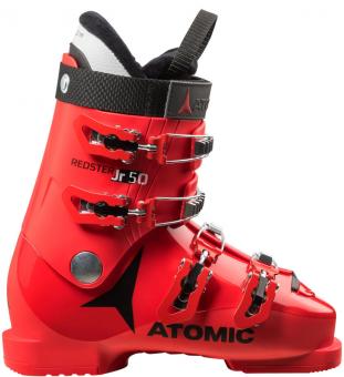 Горнолыжные ботинки Atomic Redster JR 60 Red/Black (2018)