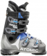 Горнолыжные ботинки Atomic Hawx Magna R90 smoke/blue (2018) 1