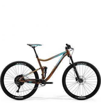 Велосипед Merida One-Twenty 9.600 gold (2018)