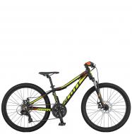 Подростковый велосипед Scott Scale JR 24 Disc (2017)