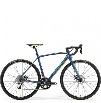 Велосипед Merida CycloСross 300 (2018)