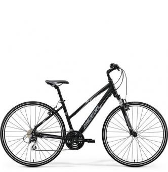 Велосипед Merida Crossway 20-D Lady black (2018)