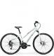 Велосипед Merida Crossway 40-D Lady white (2018) 1